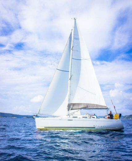 Sailboat Beneteau First 36.7 for hire
