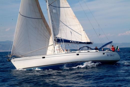 Sailboat Jeanneau Sun Odyssey 52.2 for rental