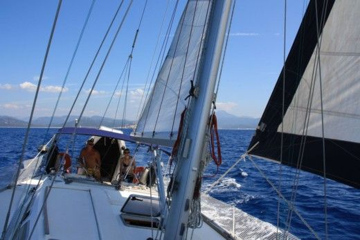 Atlantic Atlantic 49 in Ajaccio peer-to-peer