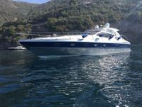Charter motorboat in Palermo
