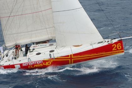 Hire Sailboat JUMBO COMPOSITES 40 Cherbourg-en-Cotentin