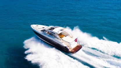 Rental Motorboat Princess V42 Mallorca