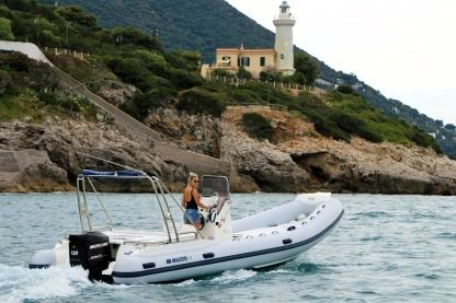 Rental RIB Master 730 Open Terracina