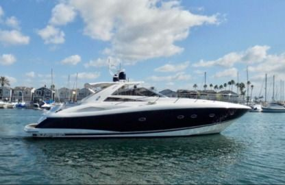 Rental Motorboat Sunseeker Sunseeker 53 Quarteira