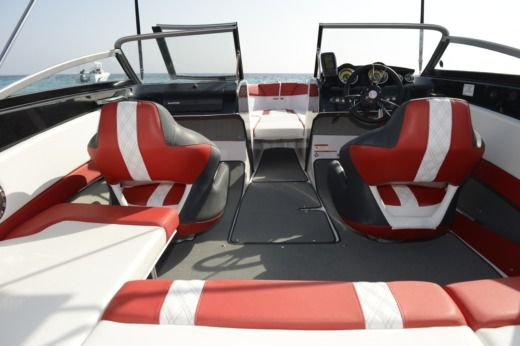 Glastron 205 GTS in Ibiza, Balearic Islands zu vermieten