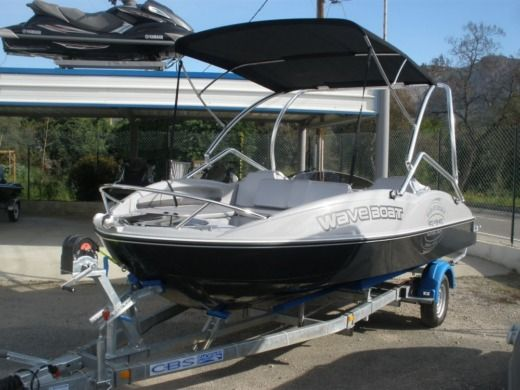Sealver Wave Boat 525 in Marseille zwischen Privatpersonen