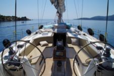 Hanse 540E in Nydri for rental