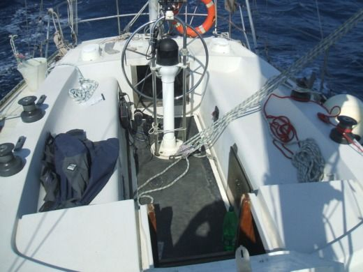 Biffoni Bonaventura 36 in Cagliari for hire