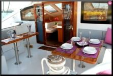 Catamarán Privilege 51