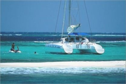Charter Catamaran Fountaine Pajot Bahia 46 Saint Vincent and the Grenadines