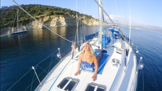 Sailboat Jeanneau Sun Odyssey for rental