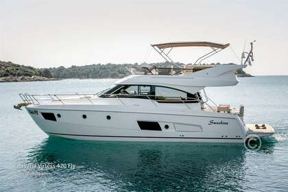 Charter Motorboat BAVARIA Virtess 420 FLY - 1 Pula