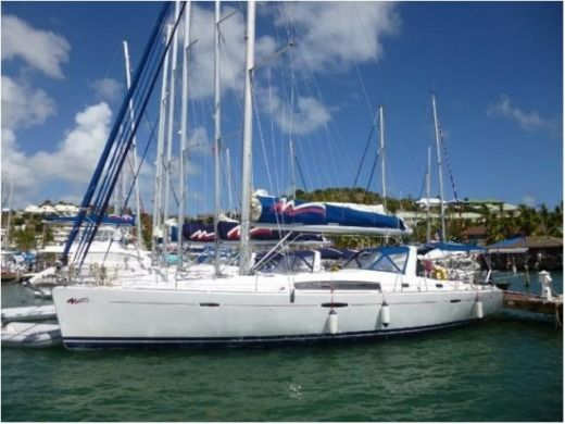 Beneteau Oceanis 50 Family in Sint Maarten for hire