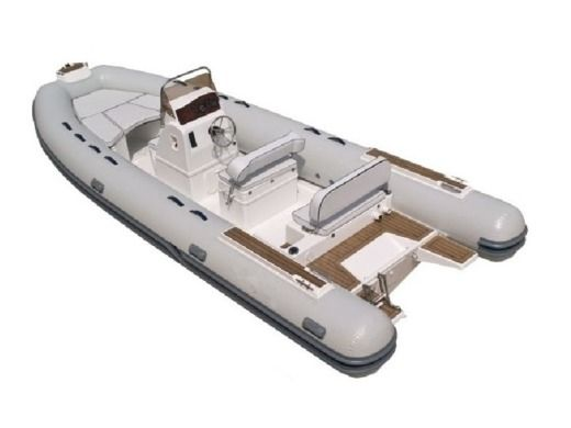 RIB ALPHA BOAT 650 peer-to-peer