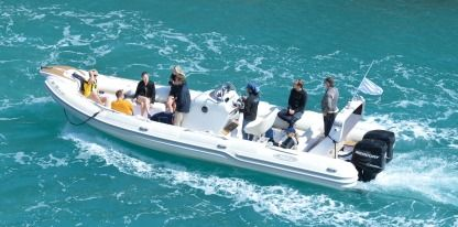 Rental RIB Mostro Top Gun 31 Lavrion