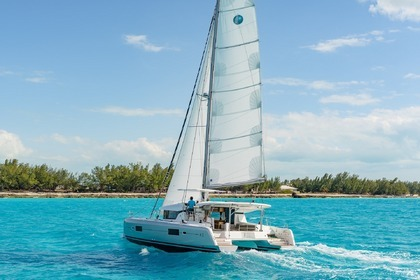 Location Catamaran LAGOON 42 Slano
