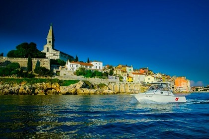 Hire Motorboat Cayman 30 Fly Rovinj