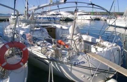 Location Voilier Bavaria 38 Cruiser Boem Trogir