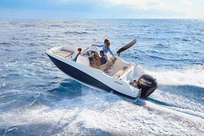 Hire Motorboat QUICKSILVER ACTIV 555 OPEN Dubrovnik