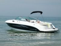 Motorboat Chaparral 255 Ss1