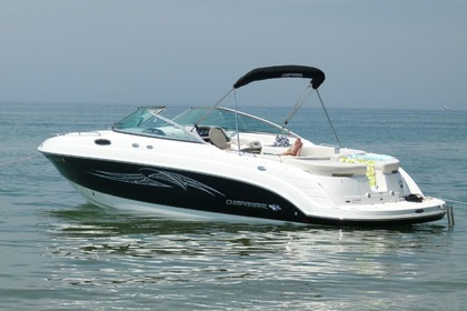 Miete Motorboot CHAPARRAL 255 SS1 Opatija
