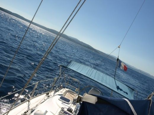 Charter sailboat in Saint-Jean-Cap-Ferrat peer-to-peer