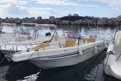 Hire Motorboat Resin Park Resin Park Casarama 23 Salerno