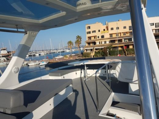 Flash Catamaran 43 S in Grimaud for hire