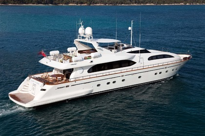 Location Yacht FALCON 102 YACHT Marbella