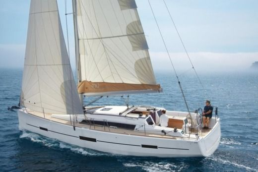Segelboot DUFOUR 410 Grand`Large (3 Cabins, From 2016) zu vermieten