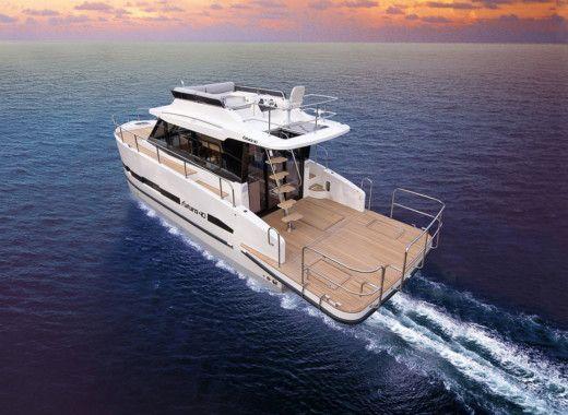 Аренда Futura 40 Grand Horizon в Гижицко - Click&BoatЧастная аренда яхт с «Click&Boat»Частная аренда яхт с «Click&Boat»