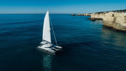 Location Catamaran Lagoon 410 Albufeira