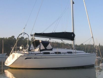 Rental Sailboat Bavaria 30 Cruiser Mauguio