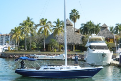 Rental Sailboat Ericson 35 Puerto Vallarta