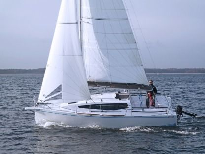 Rental Sailboat  Maxus 26 Prestige Wilkasy