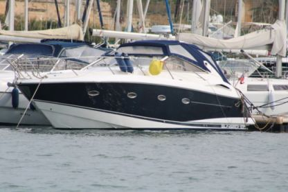 Rental Motorboat Sunseeker 35 Portofino Saint Julian's