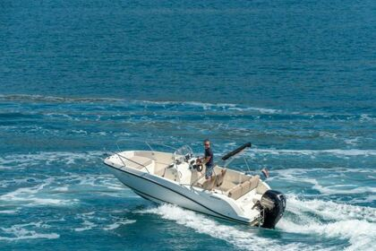 Rental Motorboat Quicksilver 605 Castellón