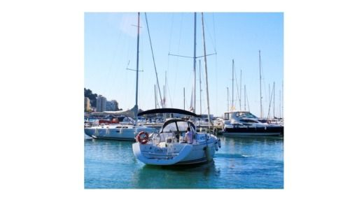 Jeanneau Sun Odyssey 42i in Dénia for hire