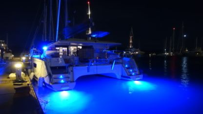 Location Catamaran Fountaine Pajot Saba 50 Victoria