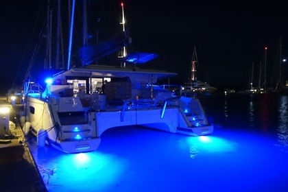 Hire Catamaran FOUNTAINE PAJOT SABA 50 Victoria