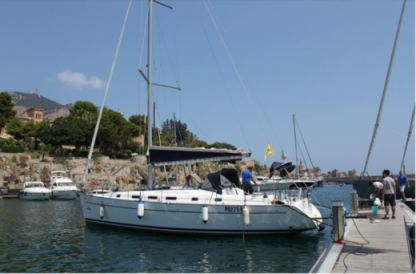 "Charter Sailboat Beneteau Cyclades 43.3 ""elvira"" Salerno"