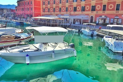 Hire Motorboat Allegra ALL 18 open Santa Margherita Ligure