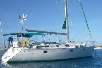 Charter Sailboat Bavaria 40 Nettuno