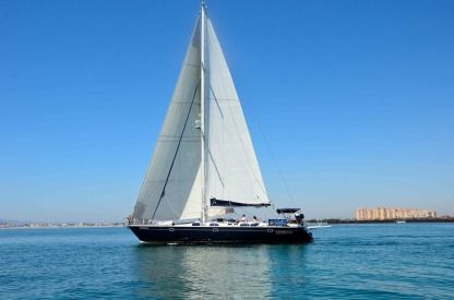 Charter Sailboat Gibert Marine Gib Sea 52' Master La Manga Del Mar Menor