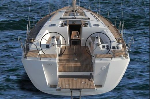 DUFOUR 375 in Bandol for hire