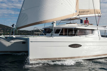 Location Catamaran FOUNTAINE PAJOT Helia 44 Luxe - GINGEMBRE Le Marin