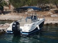 Quicksilver Activ 555 in Zadar for hire