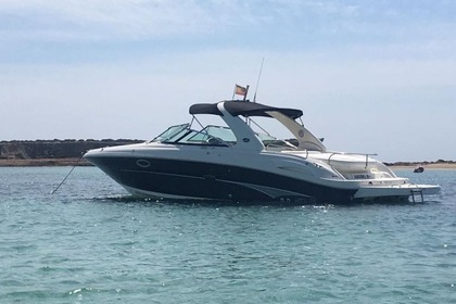 Miete Motorboot SEA RAY 290 SLX Ibiza