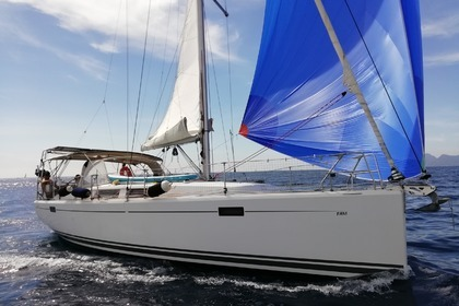 Hire Sailboat HANSE 385 Juan les Pins