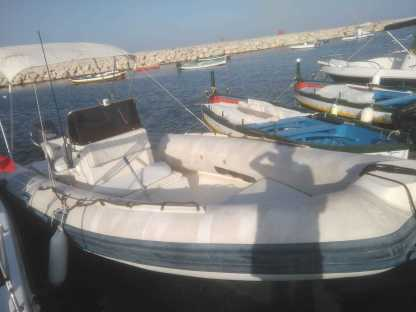 Rental RIB Joker Boat 7,50 Syracuse